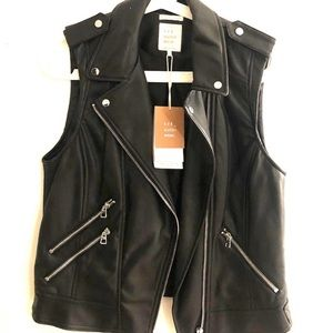 NWT Leather best
